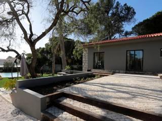 Modern Terrace by shfa Modern