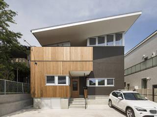 株式会社建楽設計 Maisons modernes Bois