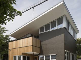 株式会社建楽設計 Maisons modernes