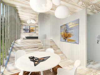 NUVOLA NewNest Sala da pranzo moderna