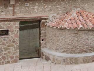 Дома в . Автор – Estudio A. Devalle-Granell Arquitectura., Кантри