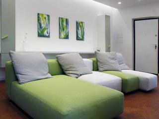 Salas / recibidores de estilo  por Studio Proarch