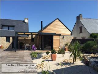 Extension d'une maison à Sarzeau (56) par Atelier Florent Paris