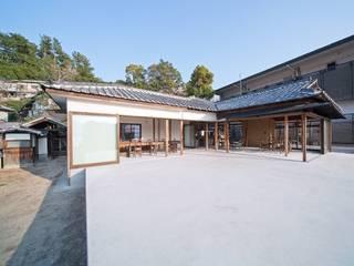 modern  by 中本一哉建築設計事務所, Modern