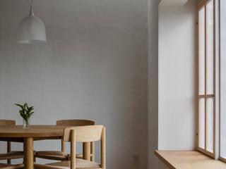 ห้องทานข้าว by 水野純也建築設計事務所
