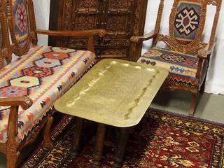Messing Tische:   von Kabul Gallery
