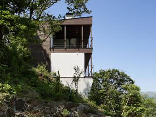 現代房屋設計點子、靈感 & 圖片 根據 atelier137 ARCHITECTURAL DESIGN OFFICE 現代風 木頭 Wood effect