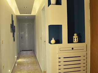 ROAS Mimarlık Corridor, hallway & stairsAccessories & decoration