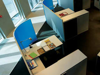 Pop Design – Alice BBDO Turkey: modern tarz Çalışma Odası