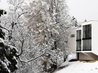 Villa, Schaffhausen Moderne Häuser von Dost Modern