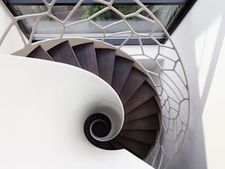 Cells by EeStairs® EeStairs | Stairs and balustrades Corridor, hallway & stairsStairs