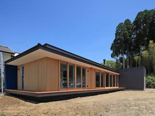 CONVEX HOUSE / 南西外観: SCALE ||| 株式会社スケールが手掛けた家です。