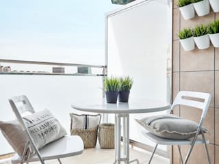 Dröm Living Balcon, Veranda & TerrasseAccessoires & décorations