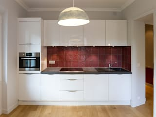 Kitchen by Agence sébastien Markoc