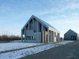 Woonhuis Silverled: moderne Huizen door Zilt Architecten