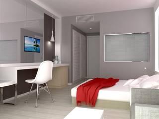 Kalya Interıor Desıgn – Ring Hotel Beldibi/Antalya:  tarz Oteller