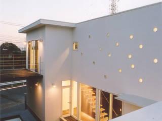 HKO: 阿部泰道建築設計事務所が手掛けた家です。,