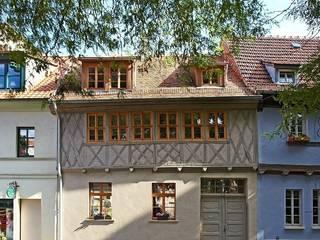 Stephanikirchhof:  Häuser von qbatur Planungsgenossenschaft eG