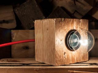 Save The Cube:  in stile industriale di NoDoStudio - No Ordinary Design Organism, Industrial