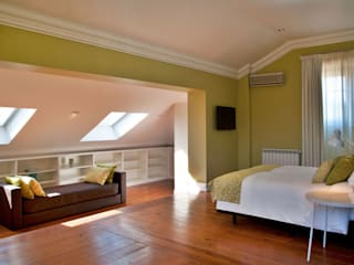 Bedroom by shfa, Modern