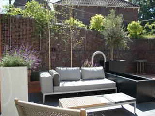 Modern garden by Biesot Modern
