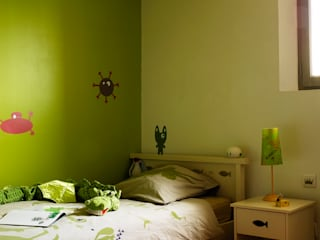 Eclectic style nursery/kids room by STEPHANIE MESSAGER Eclectic