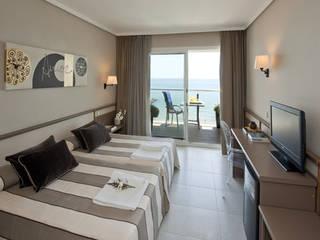 Habitación de hotel:  de estilo  de Cuadrosmodernos.net