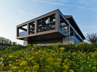 "EFH - ""SOLAR PUZZLE"": moderne Häuser von SimmenGroup Holding AG"
