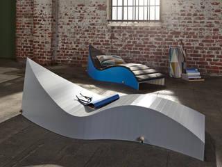 Koii Liege weiß und blau:   von homeform GmbH