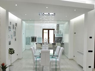 Dining room by Salvatore Nigrelli Architetto