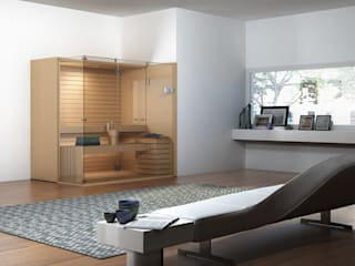 Effegibi Sauna Range Steam and Sauna Innovation Спальня