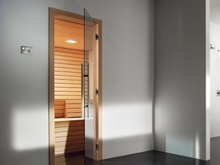 Effegibi Sauna Range Steam and Sauna Innovation Готелі