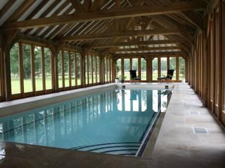 Georgian Manor House:   by Pool-dek