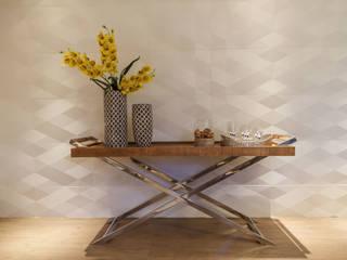 Comedores de estilo  por Lívia Bonfim Designer de Interiores