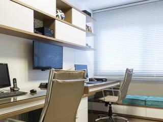 Study/office by Pura!Arquitetura