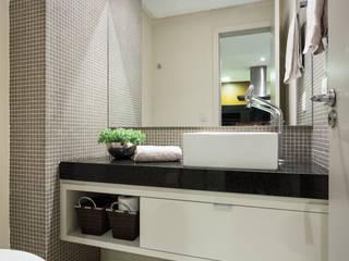 LAVABOS: Banheiros  por Pura!Arquitetura,Moderno