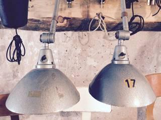 Lightning Urban Industrial EsszimmerBeleuchtungen Metall Metallic/Silber