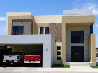 Acrópolis Arquitectura Minimalist house
