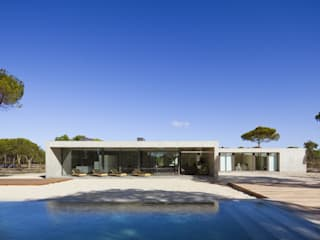 Houses by RRJ Arquitectos,