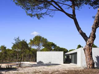 Maisons modernes par RRJ Arquitectos Moderne