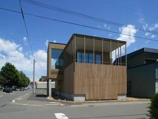 新川の家 オリジナルな 家 の キタウラ設計室 オリジナル