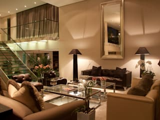 Living room by Iluminarq, Modern