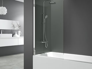 Panel de bañera Open:  de estilo  de MAMPARASYMAS ONLINE, SLU
