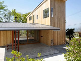 エヌ スケッチ Moderne Häuser