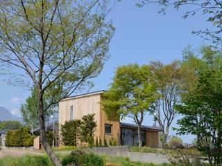 エヌ スケッチ Modern houses