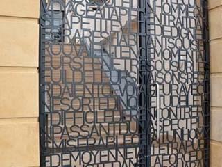 portail rue Victor Hugo par pierre gaucher Éclectique