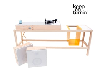 Keep On Turnin` von Valerie Hebel Produktdesign Skandinavisch