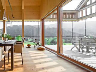 Haus Sonnleiten:  Fenster von Madritsch*Pfurtscheller