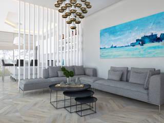 Voltaj Tasarım Living room