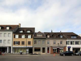 Дома в стиле лофт от B & M Architekten GmbH Лофт